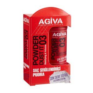 Agiva Powder Dust Box